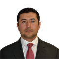Foto oficial del funcionario público Luis Enrique Barboza Niño