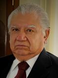 Fotografía oficial del funcionario público Juan José Bañuelos Guardado